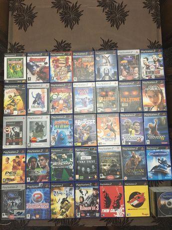 Conjunto/lote de jogos PS1, PS2, PC e DVD's - BARATOS 3€ OU 5€ CADA