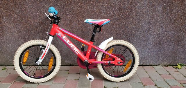 Cube 160 детский велосипед