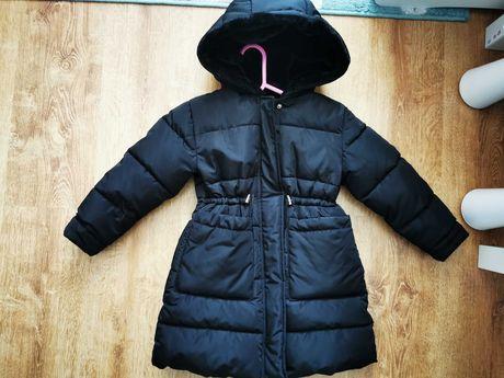 Płaszczyk kurtka parka zimowa Zara