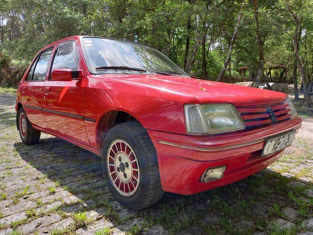 Peugeot 205 Clássico impecavel