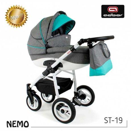 Wózek 3w1 Adbor Nemo
