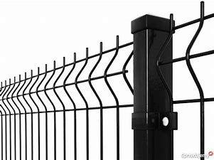 Kompletne ogrodzenie panelowe 4-1,2 słupek 2m obejma x2 komplet 42 zl