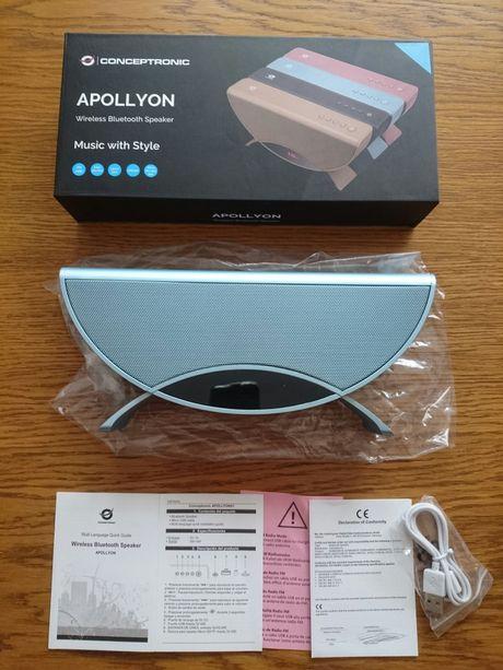 Głośnik Bluetooth Altavoz Conceptronic apollyon