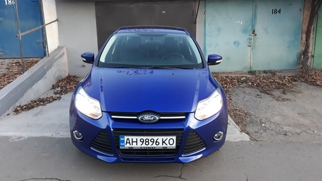 Продам Ford focus 3 flex  fuel 2013 г.в.