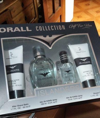 Conjunto perfumes