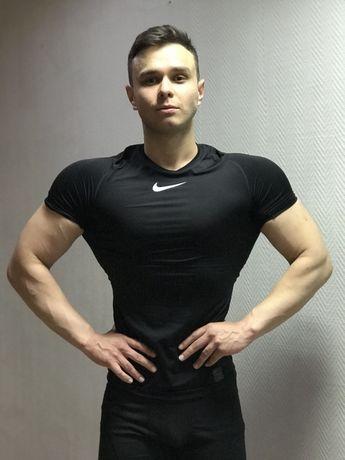 Фитнес тренер. Персональные тренировки.