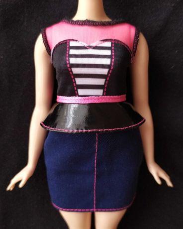 Одежда для Барби пышки