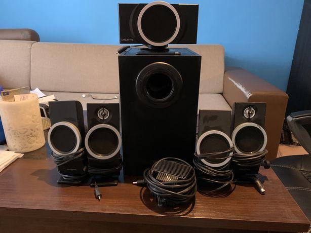 Głośniki 5.1 Creative t6100