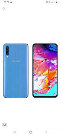 Samsung Galaxy A70, 128Gb, niebieski