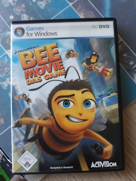 Gra BEE MOVIE das Game na PC