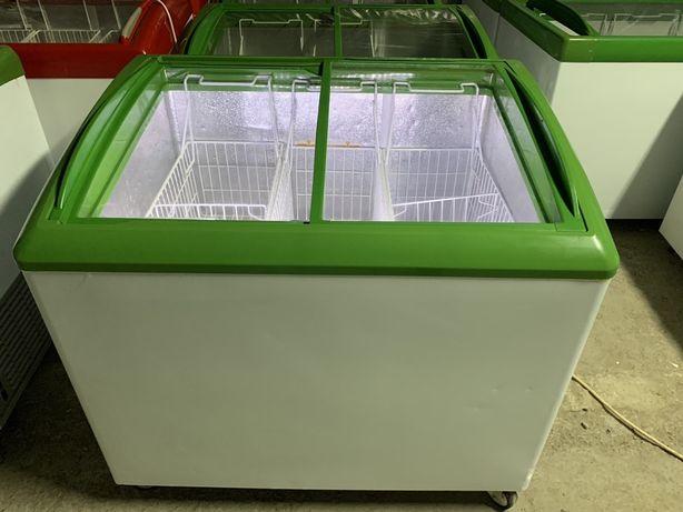 Морозильна камера ларь скриня вітрина