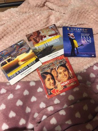 Cztery Filmy, płyty DVD