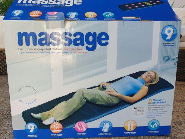 Colchão com Massagem e Calor Suave