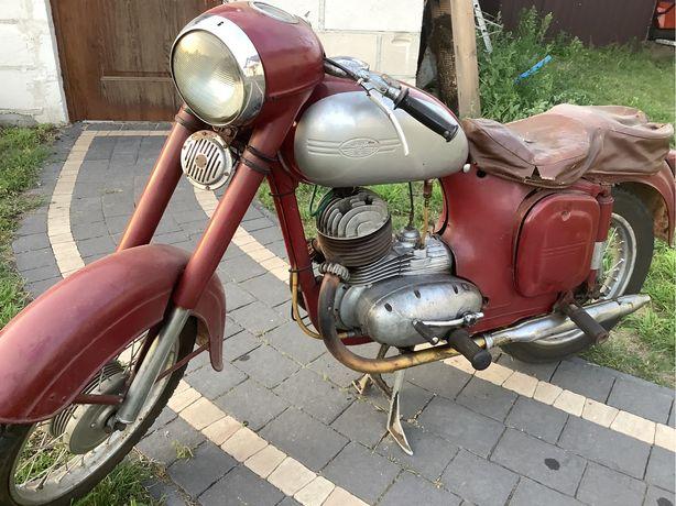 """Jawa 356 """" Kyvacka"""" 1959 rezerwacja 22.08.2021"""