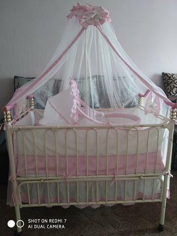 Продам ліжечко дитяче geoby