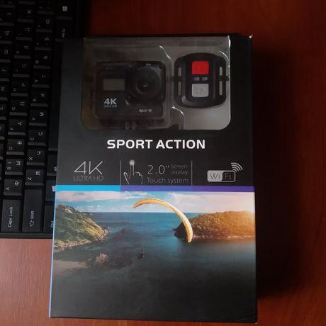 Продам экшн-камеру S200DR 4K