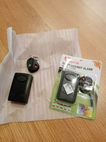 Alarmes para motos ou moradias