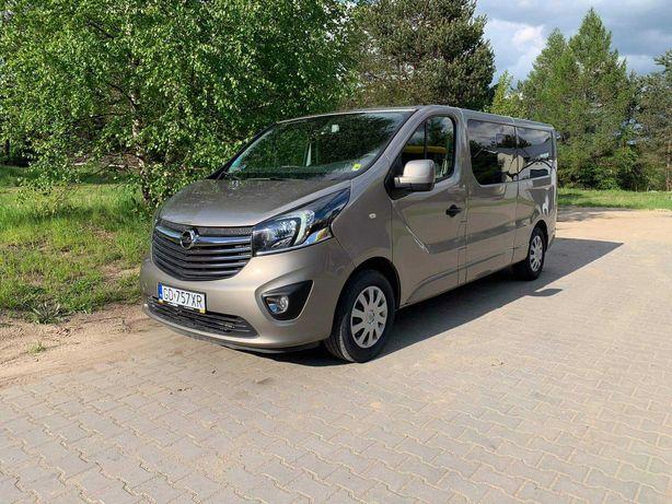 Wypożyczalnia/ wynajem busa Opel Vivaro 1.6 CDTI BiTurbo