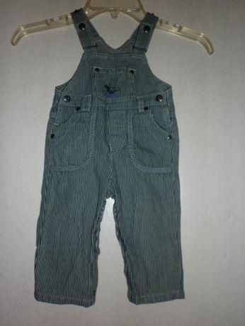 Комбинезон-штаны до 1,5 года.Италия