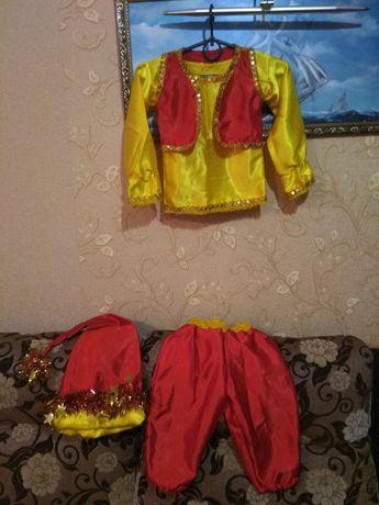 Прокат костюма гномика