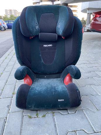 Fotelik samochodowy dla dzieci Recaro