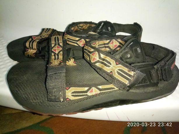 Фирменные сандалии босоножки merrell air cushion 42р