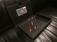 Positive Cable Norma CuOFC + Silver zworki do kolumn Trans Audio Hi-Fi