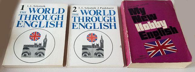 The World through English; My new hobby English