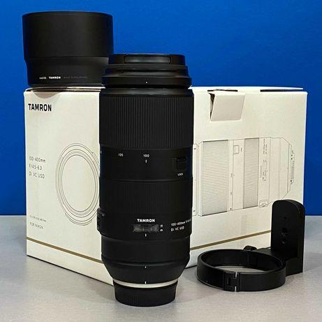 Tamron 100-400mm f/4.5-6.3 Di VC USD (Nikon)
