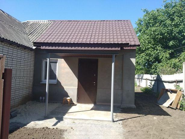 Продам полдома в Березановке с ремонтом DV