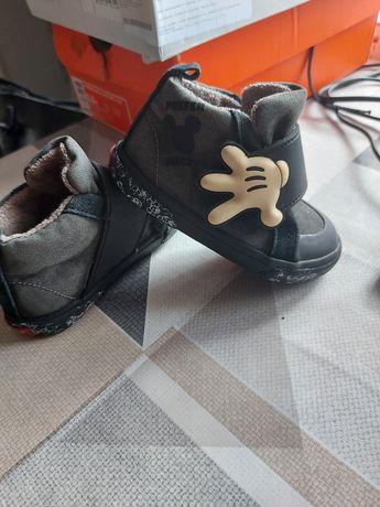 Ботиночки zara микки