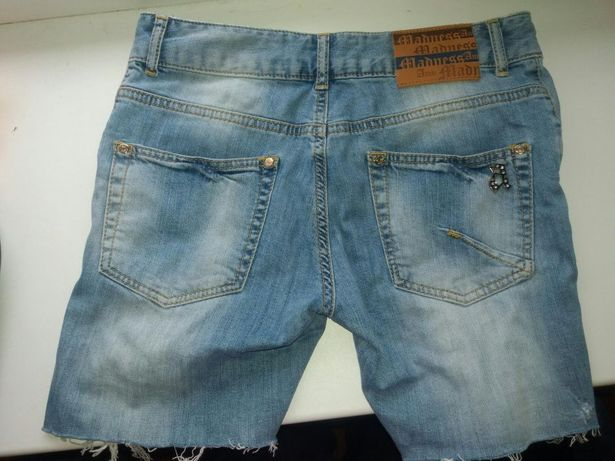 Женские джинсовые шорты AMN