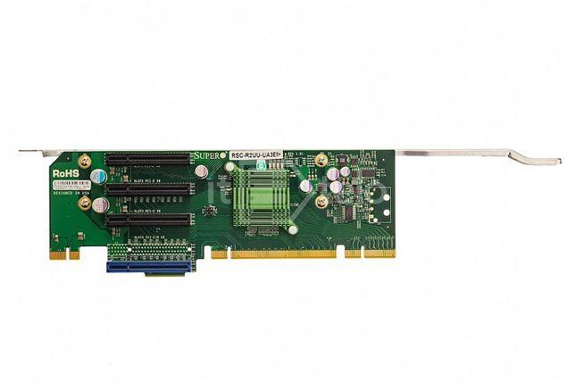 Плата расширения Riser RSC-R2UU-UA3E8+