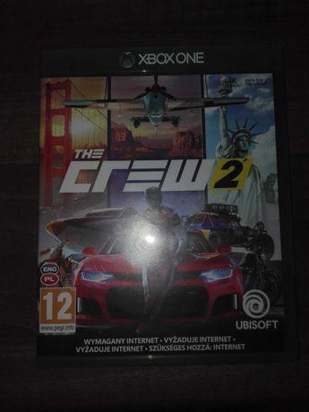 Gra The Crew 2 stan bardzo dobry