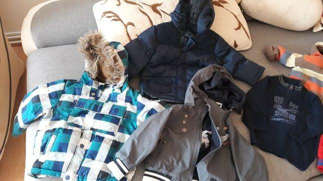 Ubrania dla chłopca rozm. 80 - 86