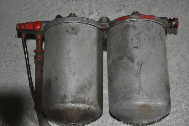 Obudowa Filtrów paliwa