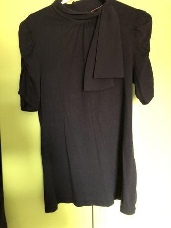 Czarna bluzeczka ORSAY