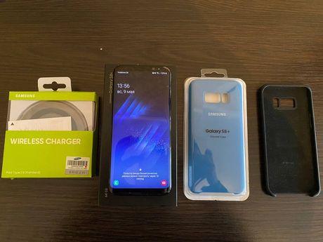 Продам Samsung s8+ в идеальном состоянии