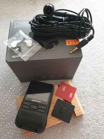 APEMAN C550 Kamera samochodowa Podwójna 1080P FullHD Wideo
