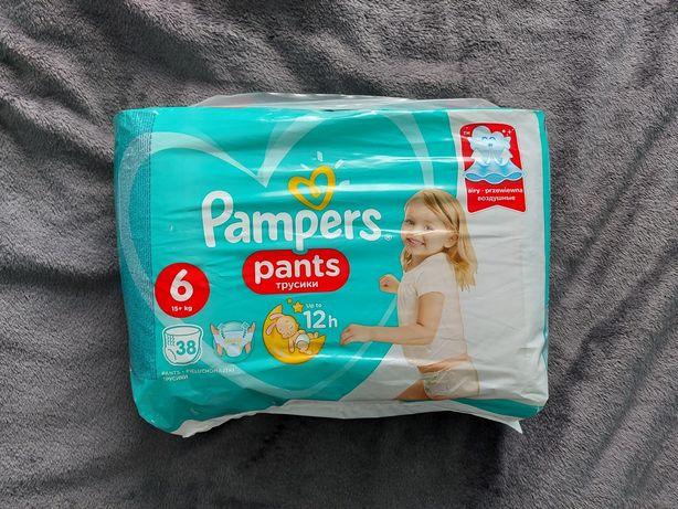 Pampers pants 6 38szt