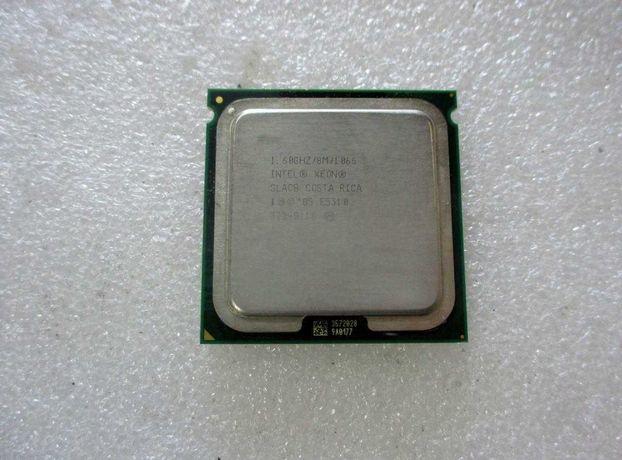 Intel Xeon E5310 4x1.60GHz/8Mb/1066MHz/s771