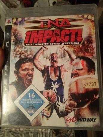 TNA Impact Wrestling na PS3