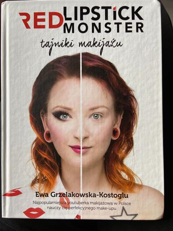 Tajniki Makijażu - Red Lipstick Monster