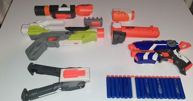 Pistolety Nerf Modulue