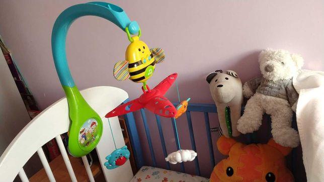 Smily Play, karuzela Pracowita Pszczółka 3w1