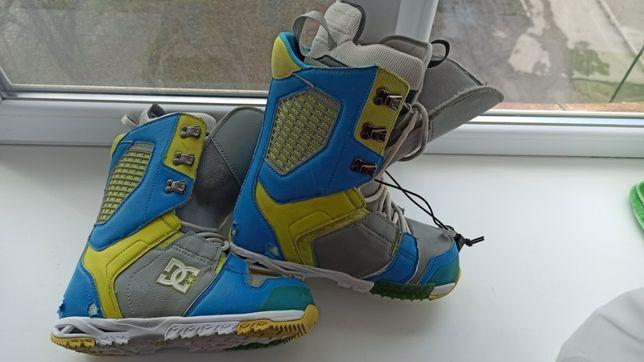 сбноуборд ботинки DC Ceptor 12, 42 размер
