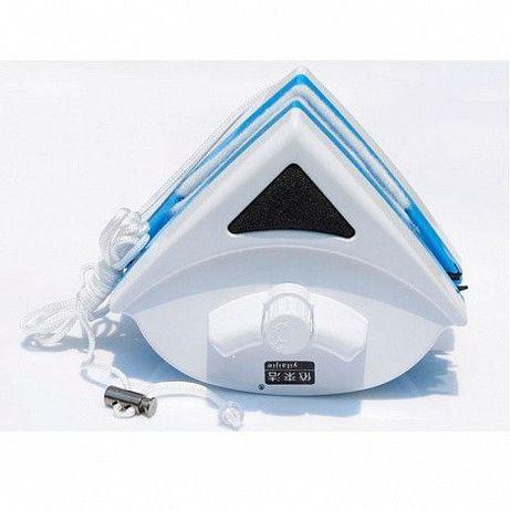 Магнитная щетка для мытья окон 24-40 мм, стеклопакетов 2ой и 3ой.