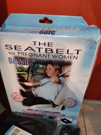 Pasy do samochodu dla kobiety w ciąży