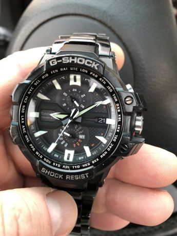 Zegarek casio na metalowej brsnsoletce