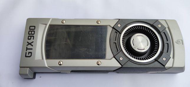 Chłodzenie od GTX 980 GeForce